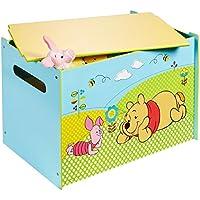 Winnie Puuh - Spielzeugkiste für Kinder – Aufbewahrungsbox für das Kinderzimmer preisvergleich bei kinderzimmerdekopreise.eu