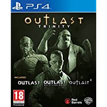 Outlast Trinity PS4 / Playstation 4