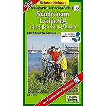 Doktor Barthel Wander- und Radwanderkarten, Radwanderkarte Südraum Leipzig (Radtouren-Spezial)