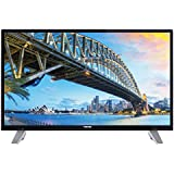 Toshiba 43L3663DA 110 cm (43 Zoll) Fernseher (Full HD, Smart TV, Triple Tuner, DVB-T2)