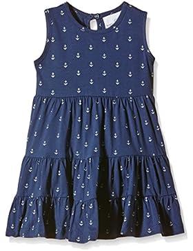 Happy Girls Mädchen Kleid Aus Jersey mit Anker Print