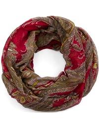 style3 Damen Loop-Schal mit orientalischem Ornament Muster in verschiedenen Farben