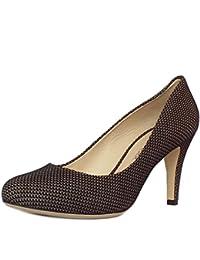 Amazon.it  TORTORA - Pelle   Scarpe col tacco   Scarpe da donna ... df49ecca949