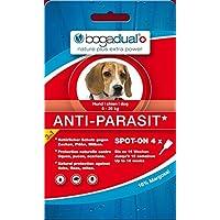 BOGADUAL Anti-Parasit Spot On Hund klein 4X1.5 ml preisvergleich bei billige-tabletten.eu