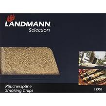Landmann - Virutas de madera de haya para ahumar, 1 kg