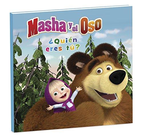 ¿Quién eres tú? (Masha y el Oso. Álbum ilustrado): Amazon