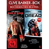 Clive Barker Box UNCUT - 2 Horror-Highlights in einer Box: Book of Blood + Dread