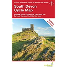 South Devon Cycle Map: Including the Exe Estuary Trail, Plym Valley Trail, Plus 4 Individual Day Rides (CycleCity Guides)