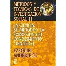 METODOS Y TECNICAS INVESTIGACION SOCIAL 2