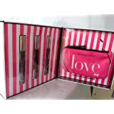 Victorias Secret Our Sexy Best Rollerball 4 Pieces Gift Set With Bag/Wristlet