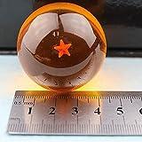 WEKA 1 Juego 3,5cm acrílico cristal de 7 Pelota /En Caja 7 Estrellas Bolas De Cristal con la caja de recogida / nuevo regalo
