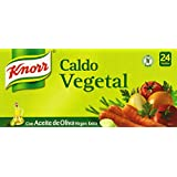 Knorr Caldo Vegetal - 24 Pastillas