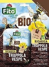 Fito Ricarica Trappola Mosche (3 Esche), Marrone