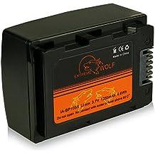 Power Batteria IA-BP105R per Samsung HMX-F80 | HMX-F90 | HMX-F91 | HMX-F800 | HMX-F810 | HMX-F900 | HMX-F910 | HMX-F920 | HMX-H200 | HMX-H203 | HMX-H204 | HMX-H205 | HMX-H220 | HMX-H300 | HMX-H303 | HMX-H304 | HMX-H305 | HMX-H320 | HMX-H400 | HMX-H405 | SMX-F40 | SMX-F43 | SMX-F44 | SMX-F50 | SMX-F53 e più…