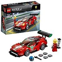 LEGO SPEED CHAMPIONS Ferrari 488 GT3 Scuderia Corsa 75886 (Multi Color 5702016110227)