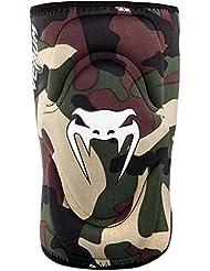 Venum Kontact Genouillère Mixte Adulte Camouflage M