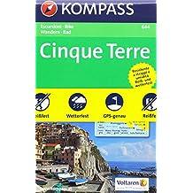 Cinque Terre 644 GPS wp kompass D/I