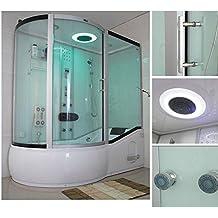 Eckbadewanne Mit Dusche suchergebnis auf amazon de für eckbadewanne mit dusche