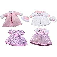 Rosa Toys 0104, Ropa para muñecas, 38-42 cm, Modelos aleatorios