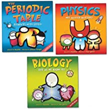 Science Pack 3 books, RRP £20.97: The Periodic Table, Physics: Why Matter Matters!, Biology: Life As We Know It!