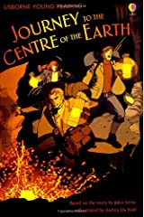 Journey to the Centre of the Earth (Young Reading (Series 3)) (3.3 Young Reading Series Three (Purple)) Hardcover