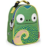 Skip Hop Zoo Lunchie Insulated Lunch Bag, Chameleon