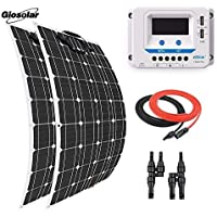 2porte di Ricarica USB per Campeggio allaperto,B WYX Caricatore Solare Portatile caricabatteria Portatile 15000mAh Batteria Esterna Pannelli solari