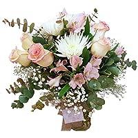 Ramo de flores armonia-FLORES FRESCAS-ENTREGA EN 24 HORAS