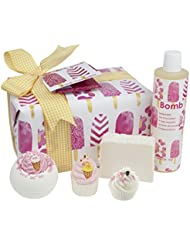Bomb Cosmetics Ice Cream Queen Handmade Gift Pack