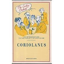 Coriolanus (The Critics debate)