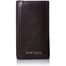 Diesel Keyring in leather Keycase O X03922 Brown