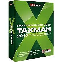 TAXMAN 2017 (für das Steuerjahr 2016) - Die Steuersoftware, die für jeden passt