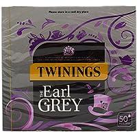 Twinings Earl Grey 50 Sobres bolsas de té