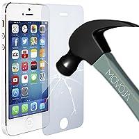 iPhone 5 5S (4 Zoll) Panzerglas Gorilla Glas Glass Schutzfolie Displayschutz Screen Protector