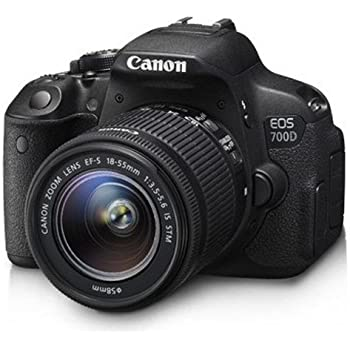 CANON 700D + 18-55 IS II + 55-250 IS II: Amazon.de: Kamera