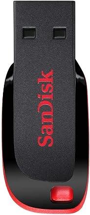 Sandisk 16 GB Cruzer Blade USB Flash Drive - SDCZ50-016G-B35