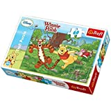 Disney, Winnie the Pooh, Dancing on a clearing, Puzzle/jigsaws, 60 elements by Trefl by Disney