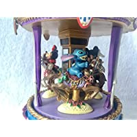 Topolino Carousel attrazione - musicale, '' è un mondo piccolo ''