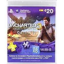 Playstation - Tarjeta Prepago De 20 Euros