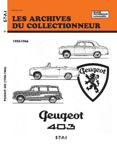 Free Les archives du collectionneur Revue Technique