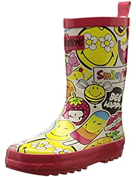 BE ONLY Smiley Sweet Unisex-Kinder Stiefel & Stiefeletten