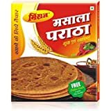 Miraj Ready To Eat Masala Paratha Combo Pack, 4x4 Pieces