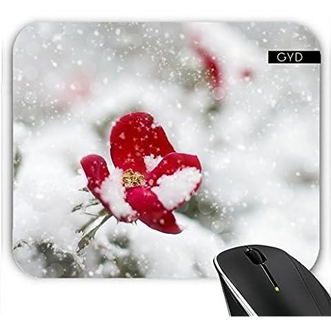 Muismat - Bianco Come La Neve by UtArt - Happy Holidays Disegno
