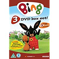 Bing - 1-3 Box Set