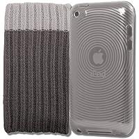 iDelta - Custodia protettiva per iPod Touch 4G, in silicone