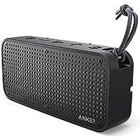 Anker SoundCore Sport XL Enceinte Bluetooth Waterproof/Dustproof avec Audio 16W et Port de Charge USB pour Smartphones (5200mAh) - Indice d'étanchéité IP67,  Résistance aux Chocs, Portée Bluetooth de 20m, 15 Heures d'Ecoute et Microphone Intégré