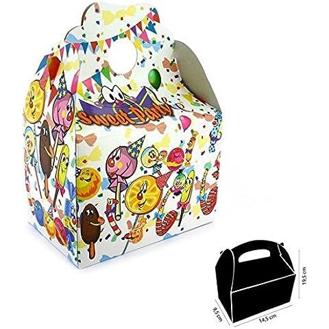 Verbetena - Cajita Sweet Party, pack 24 unidades (011600034)