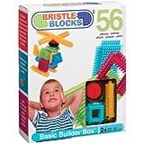 Bristle Blocks - 3070Z- Jeu de Construction - Blocs de Construction 56 Pièces - Kit de Base