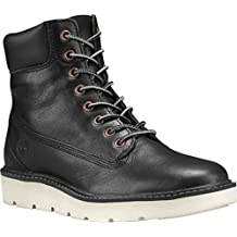 Timberland Kenniston 6 Inch Lace Up Black Womens Boots