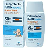 ISDIN Pediatrics Fusion Fluid Fotoprotector Fluido (SPF 50+) - 50 ml.